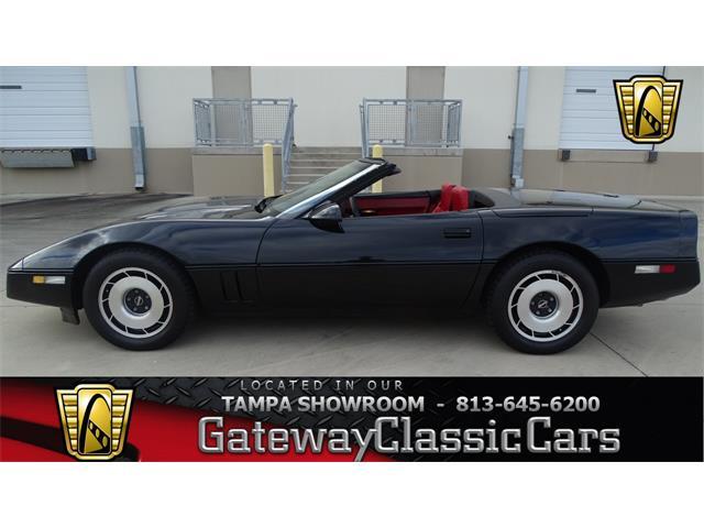 1987 Chevrolet Corvette | 942306