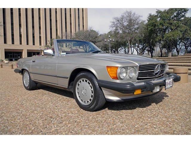 1989 Mercedes-Benz 560 | 942308