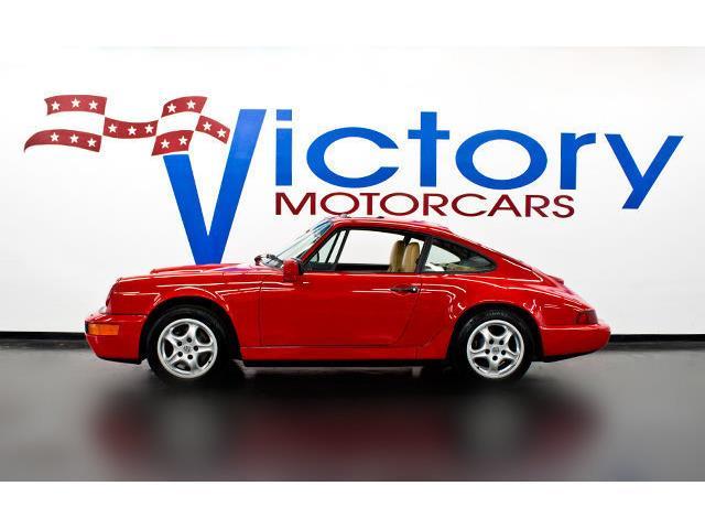 1990 Porsche 911 Carrera | 942321
