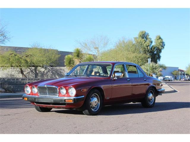 1985 Jaguar XJ | 942330