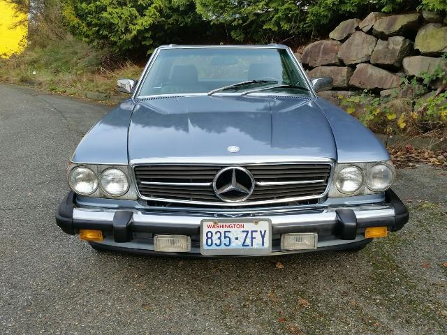 1986 Mercedes-Benz 560 | 942339