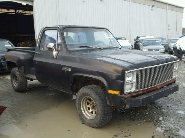 1981 GMC C/K/R1500   942355