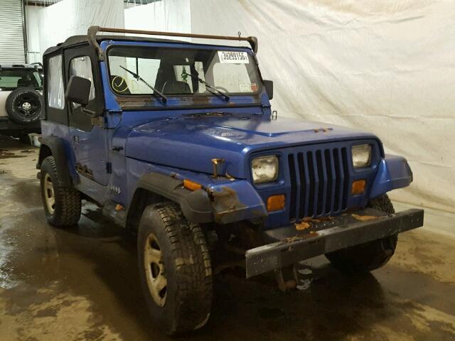 1995 Jeep Wrangler | 942361