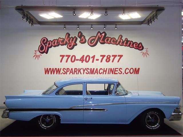 1958 Ford Custom 300 | 940237