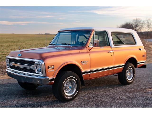 1970 Chevrolet Blazer | 940238