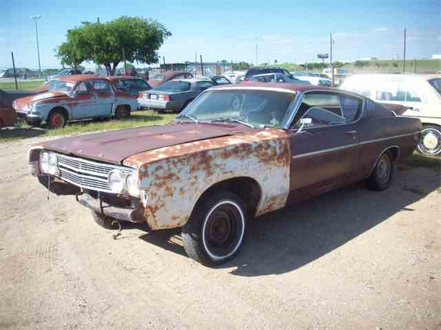 1968 Ford Torino | 940024