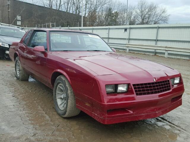 1986 Chevrolet Monte Carlo | 942402