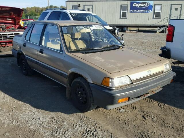 1986 Honda Civic | 942403