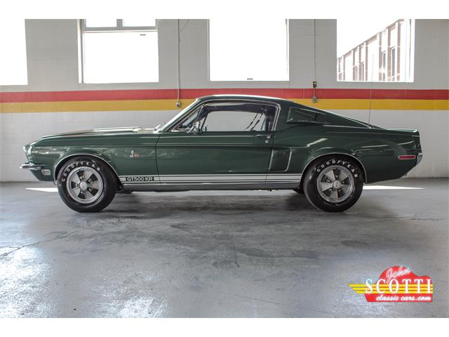 1968 Shelby GT500 | 940241