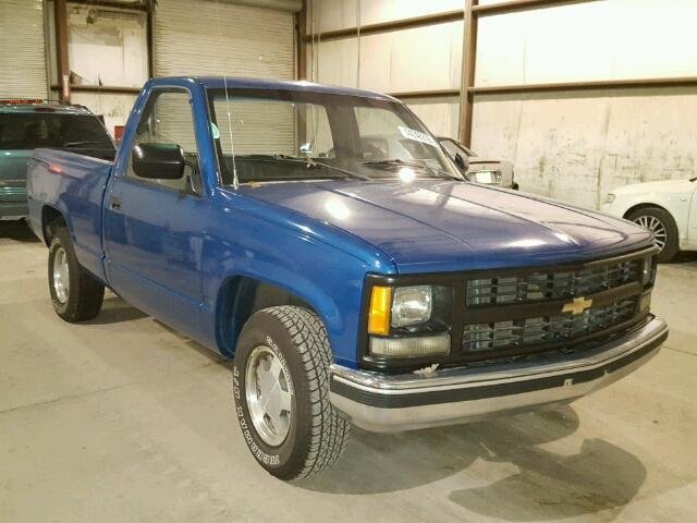1989 Chevrolet C/K 1500 | 942420