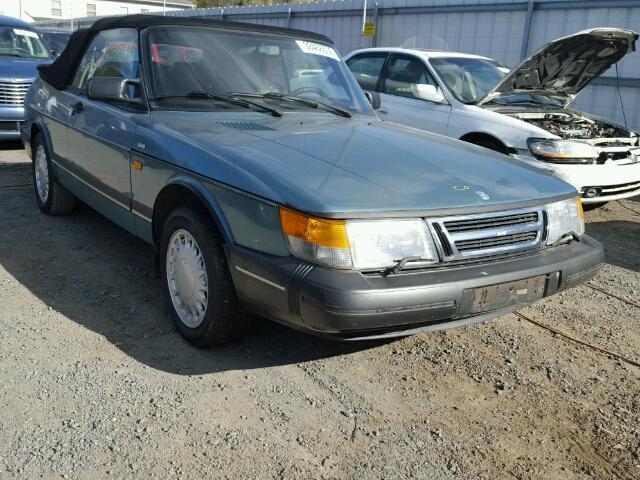 1991 Saab 900S | 942435