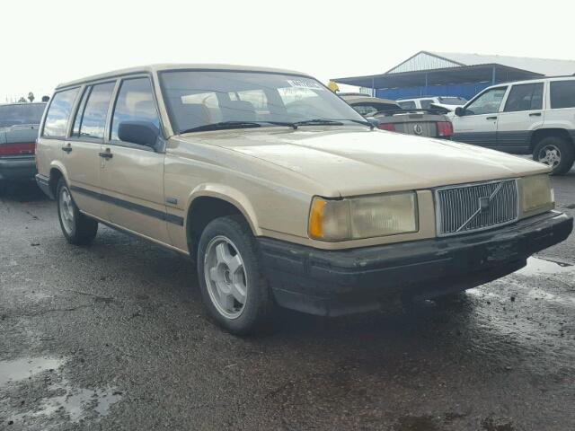 1991 Volvo 740 | 942443