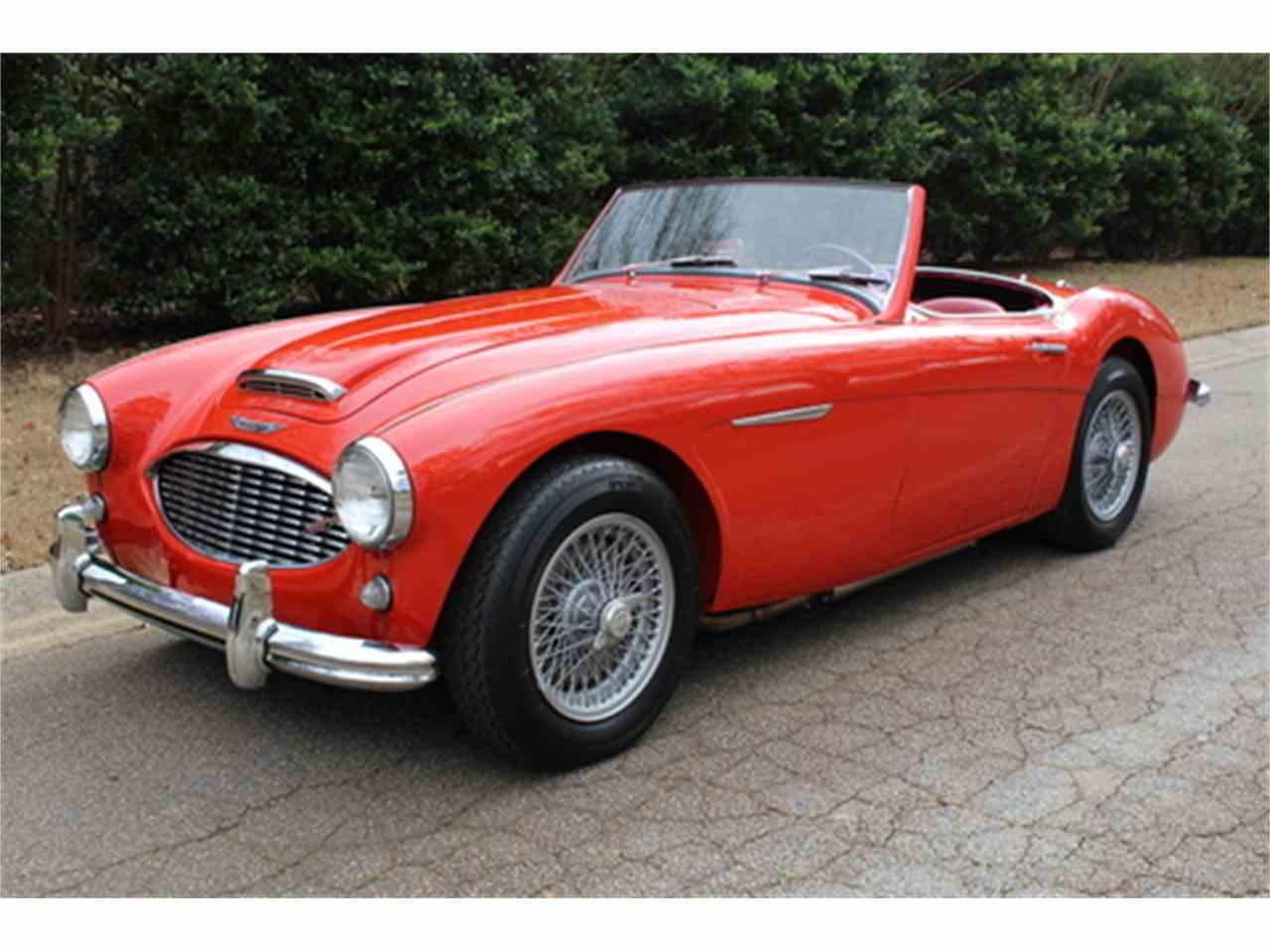 Large Picture of '59 Austin-Healey BN6 Offered by Fraser Dante - K771