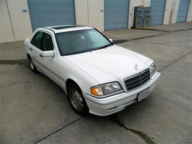1998 Mercedes-Benz C230 | 940245