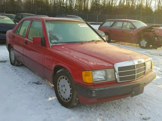 1992 Mercedes-Benz 190 | 942467