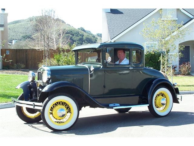 1931 Ford Model A | 942482