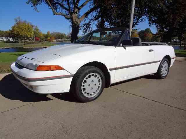 1993 Mercury Capri | 942491