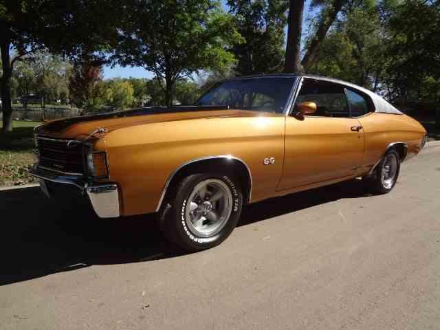 1972 Chevrolet Chevelle SS | 942495