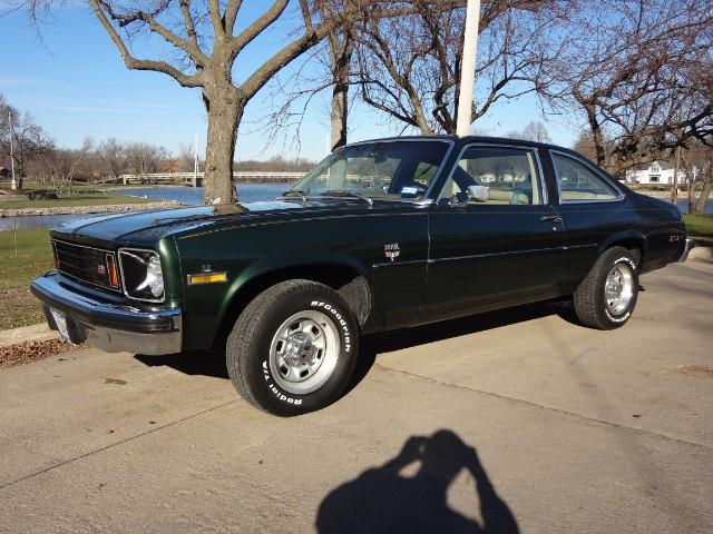 1975 Chevrolet Nova Base | 942496