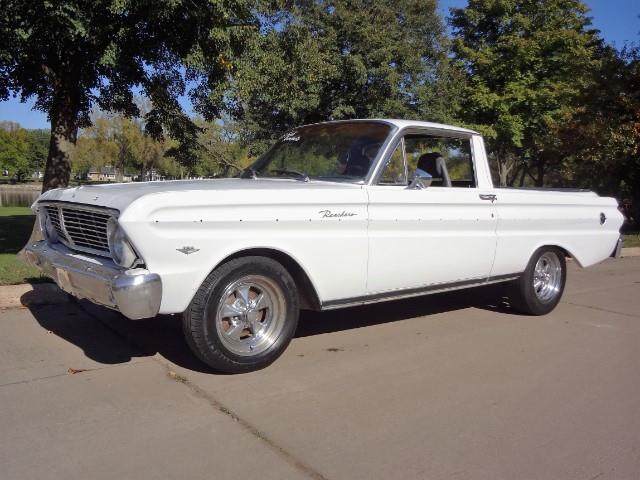 1965 Ford Ranchero 2D | 942498