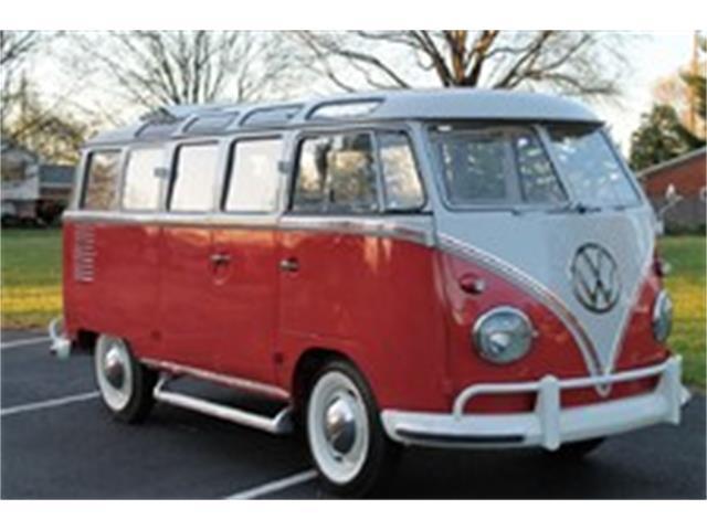 1960 Volkswagen 23 Window Samba | 942511