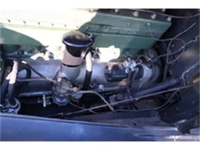 1936 Packard 2 Dr Coupe Survivor | 942518
