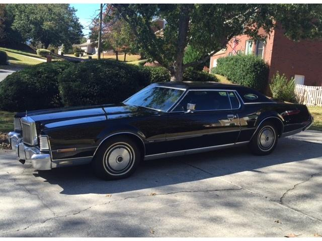 1973 Lincoln Continental Mark IV | 942527
