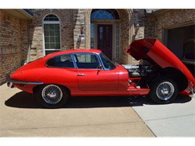 1970 Jaguar Sll E-Type FHC | 942530