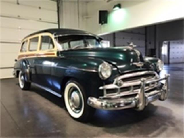 1949 Chevrolet Woody Wagon | 942546