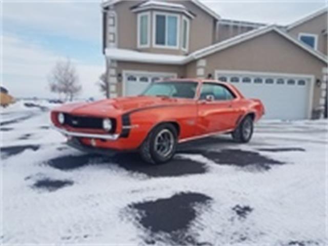 1969 Chevrolet Camaro SS | 942557