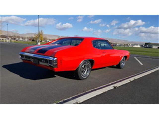 1970 Chevrolet Chevelle SS | 942559