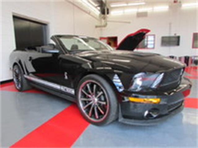 2007 Shelby GT500 | 942563