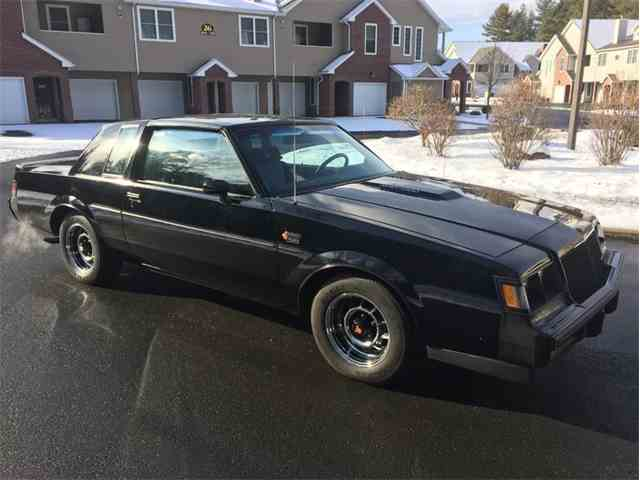 1987 Buick Grand National | 940257