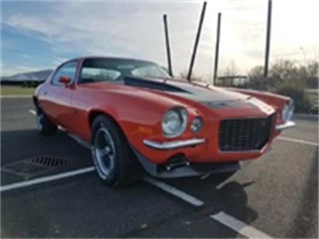 1970 Chevrolet Camaro RS Z28