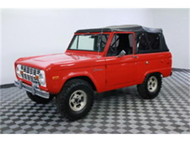 1970 Ford Bronco | 942582