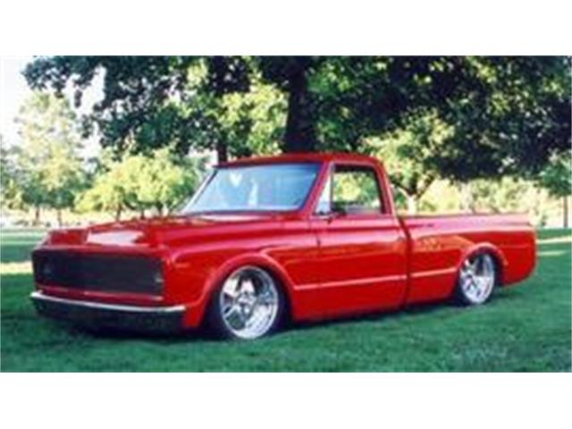 1969 Chevrolet C/K 10 | 942585