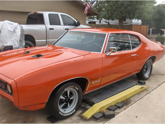 1969 Pontiac GTO | 942595