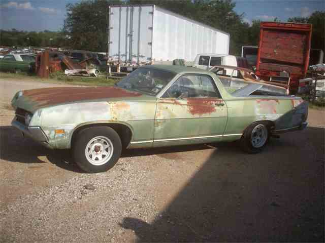 1971 Ford Ranchero | 940026