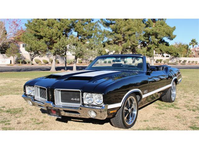 1971 Oldsmobile 442 | 940260