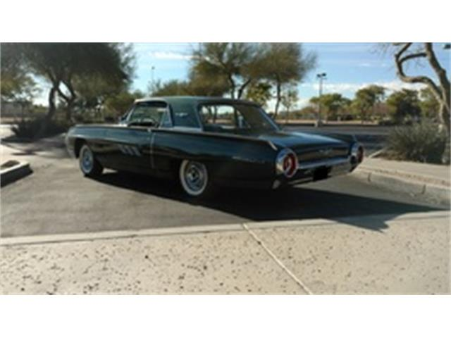 1963 Ford Thunderbird | 942611