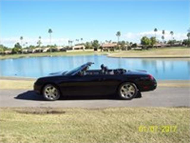 2002 Ford Thunderbird | 942621
