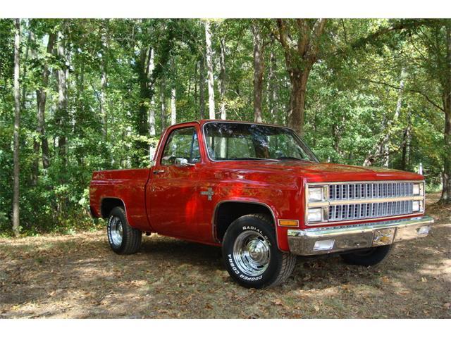 1981 Chevrolet Silverado | 940264