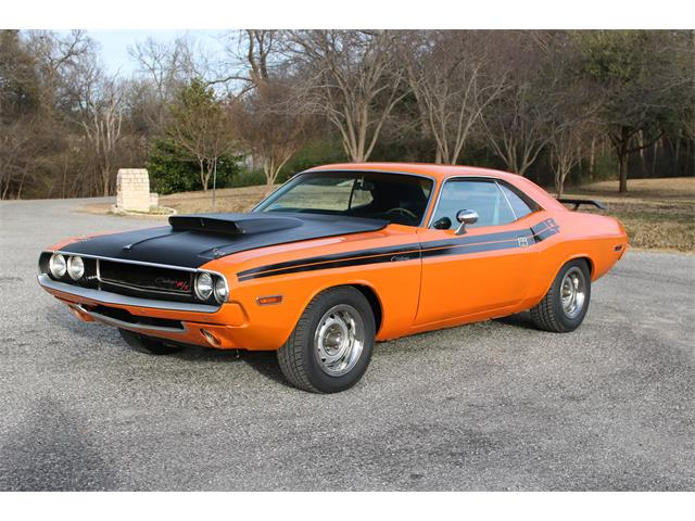 1970 Dodge Challenger R/T | 942683