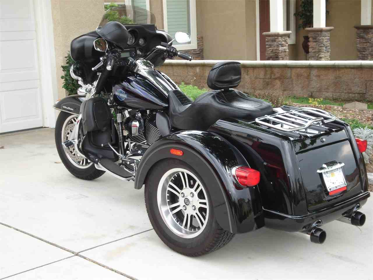 2009 harley davidson trike for sale cc 942685. Black Bedroom Furniture Sets. Home Design Ideas