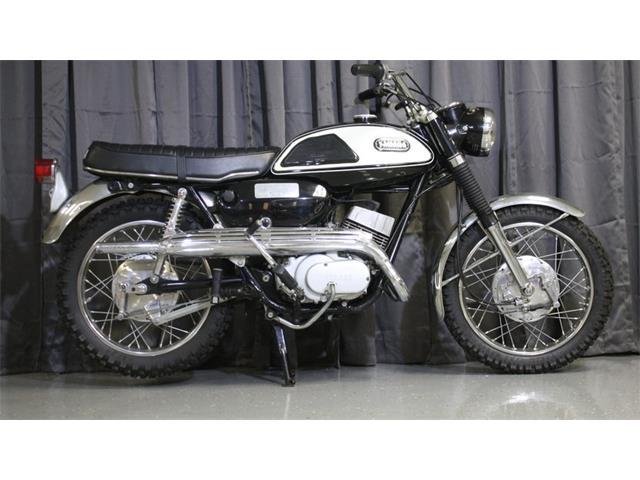 1970 Yamaha 350 Scrambler | 940269