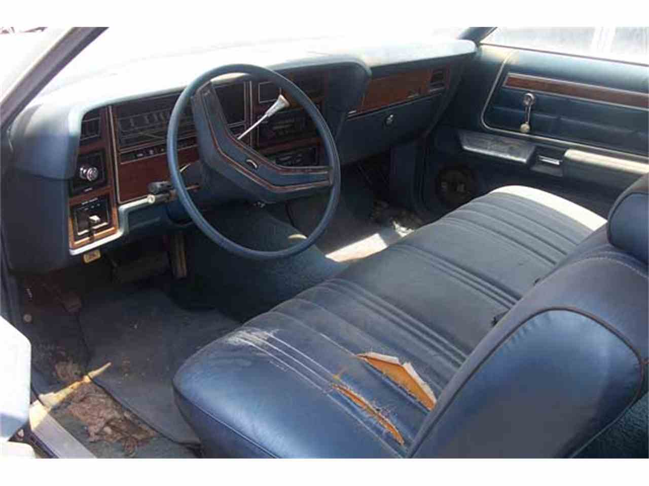 Large Picture of '78 LTD - K5BV