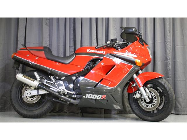 1986 Kawasaki Ninja GPZ 1000R | 940270