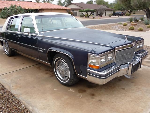 1983 Cadillac Brougham d'Elegance | 942705