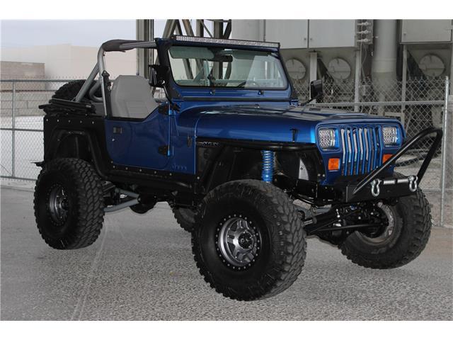 1988 Jeep CJ7 | 940271