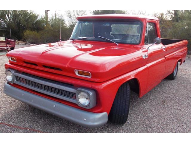 1965 Chevrolet C/K 10 | 942710